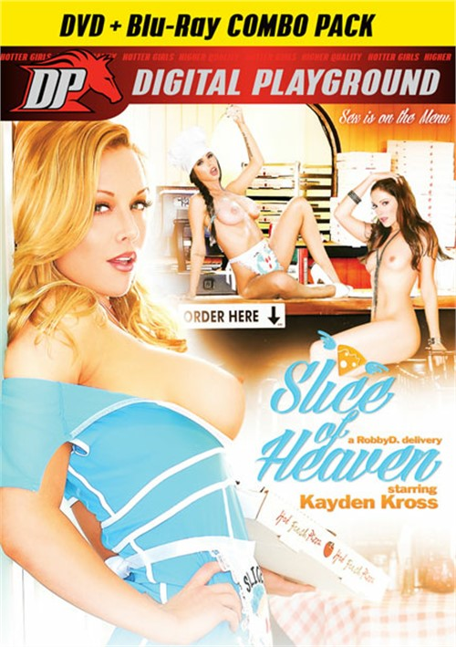 Slice Of Heaven (DVD + Blu-ray Combo)