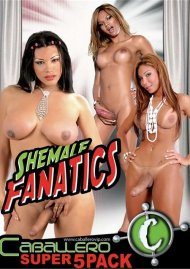 Shemale Fanatics 5 Pack Porn Movie