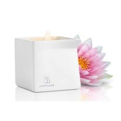 JimmyJane Massage Oil Candle - Pink Lotus Sex Toy