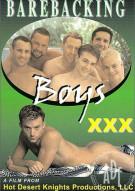 Barebacking Boys Porn Movie