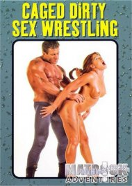 Caged Dirty Sex Wrestling Porn Video
