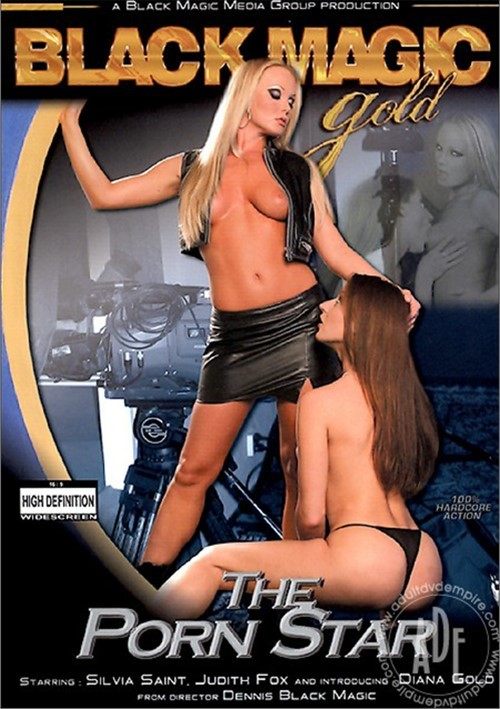Black Magic Gold: The Porn Star image