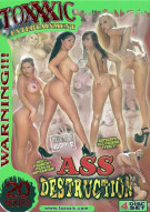 Ass Destruction (4-Pack) Porn Movie