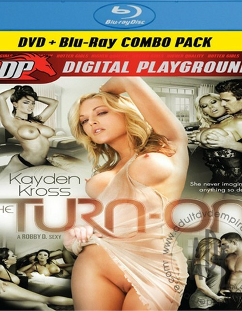 Turn-On, The (DVD+ Blu-ray combo) image