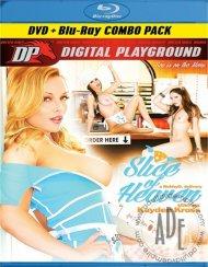 Slice Of Heaven (DVD + Blu-ray Combo) Blu-ray porn movie from Digital Playground.