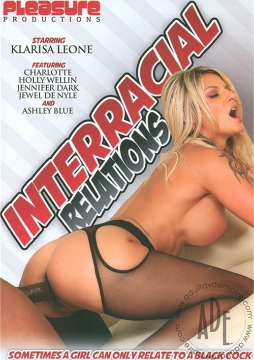 Interracial Relations DVD Porn Movie Video Image