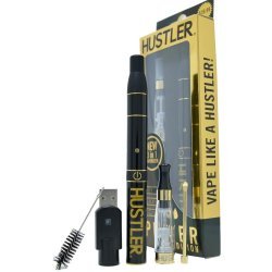 Hustler Player Edition Vaporizer Kit - Black Sex Toy