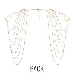 Bijoux Indiscrets: Magnifique Shoulder Jewelry - Gold Sex Toy