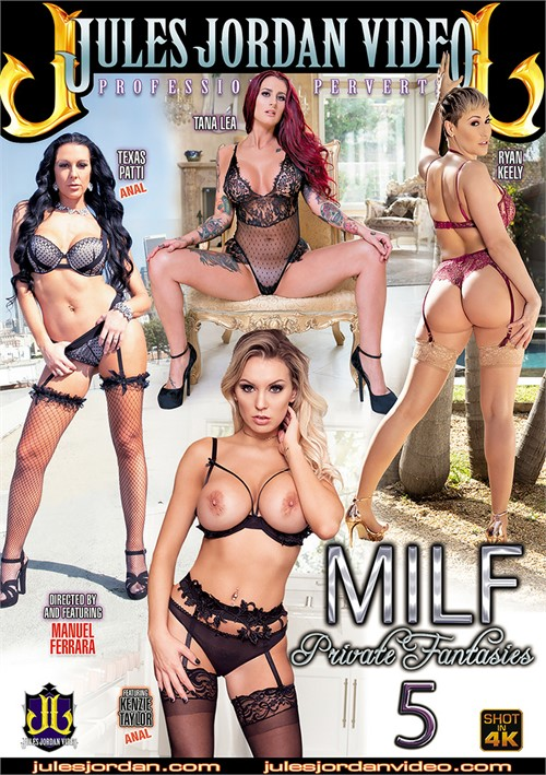 MILF Private Fantasies 5 (2019)