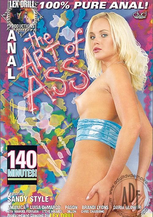Art of Ass, The Brandi Lyons Angelika Dillion Day