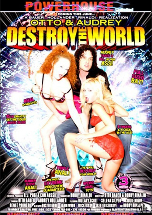 Destroy the World image