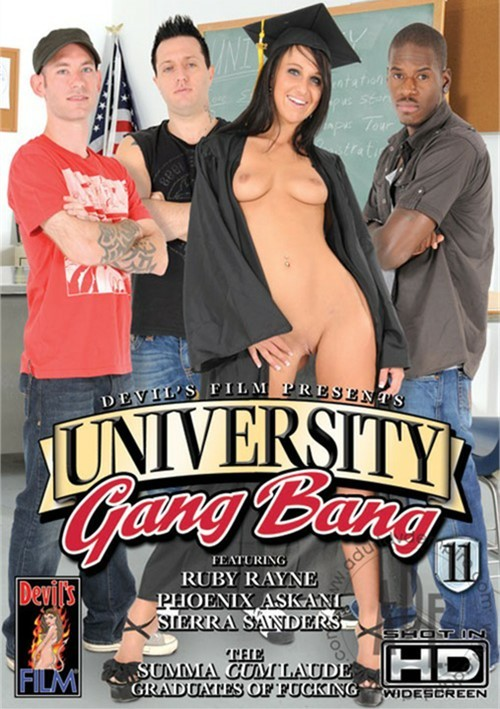 University Gang Bang 11 image
