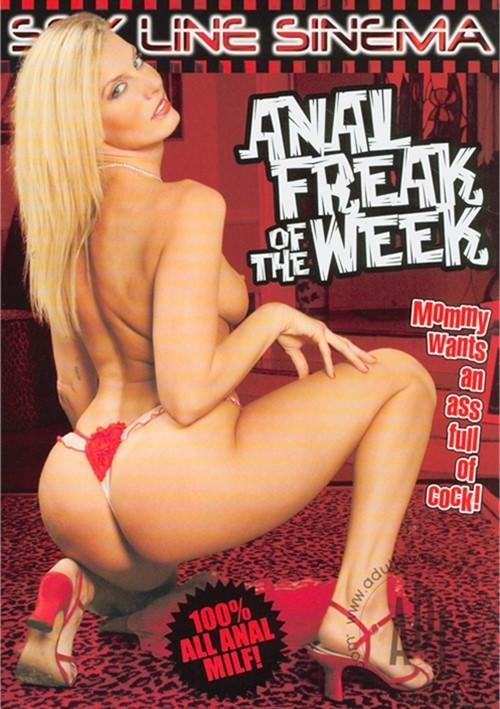 Anal Freak of the Week- On Sale! Kelly Leigh Van Damage L.T.