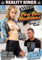 First Time Auditions Vol. 36 Porn Movie