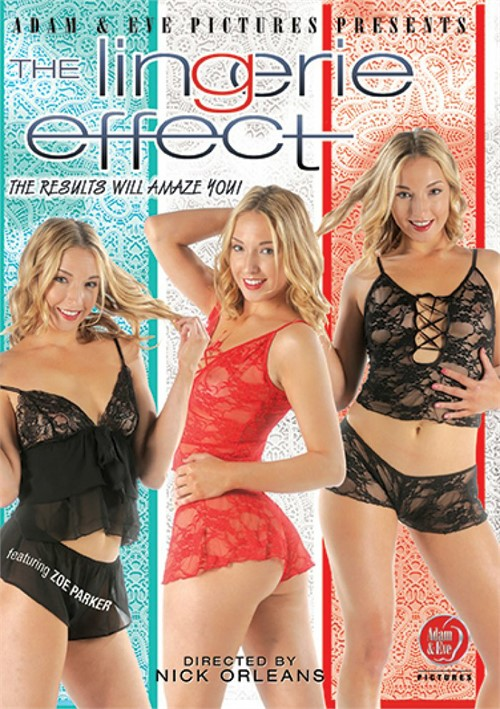Lingerie Effect, The Lingerie Adam & Eve Feature