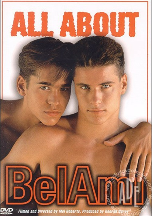 All About Bel Ami Cover Front
