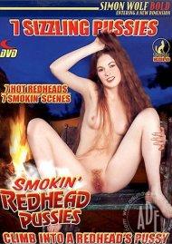 Smokin' Redhead Pussies Porn Video