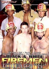 Black & White Firemen Orgy Porn Video