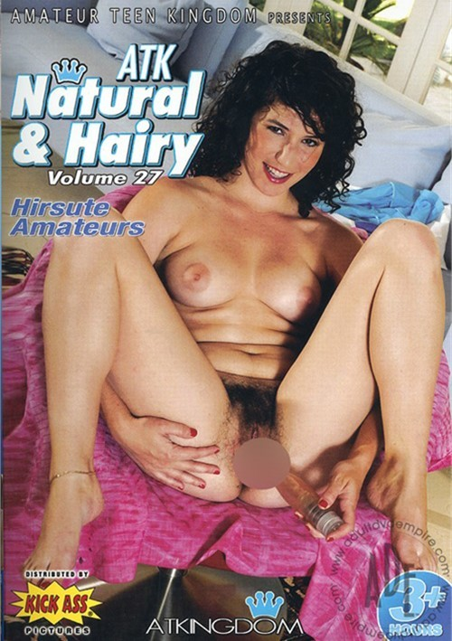 ATK Natural & Hairy 27