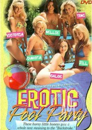 Erotic Pool Party Porn Video