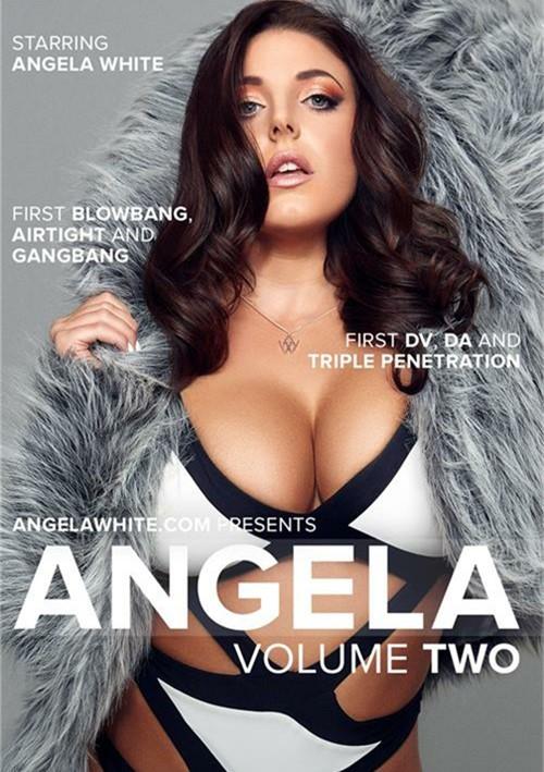 Angela Vol. 2 DVD Image.