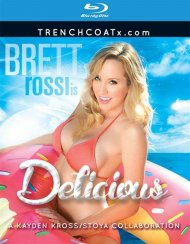Brett Rossi Is Delicious Blu-ray porn movie from TRENCHCOATx.