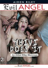 Yhivi Does It DVD porn movie from Evil Angel.