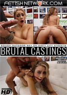 Brutal Castings: Marina Angel Porn Video