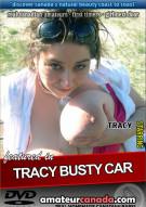 Tracy Busty Car Porn Video