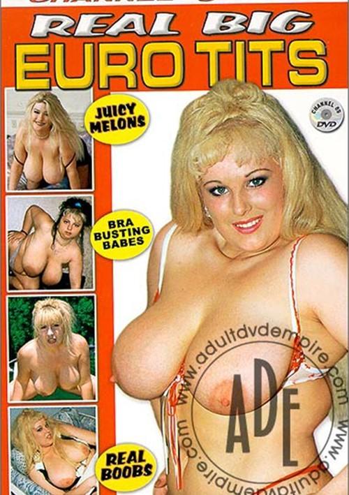 Real Big Euro Tits BBW European Naturally Busty
