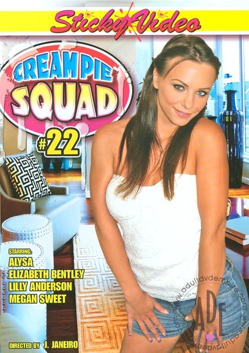 Cream Pie Squad #22 Lily Anderson John Janeiro Gonzo