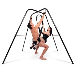 Fetish Fantasy Swing Stand sex toy.