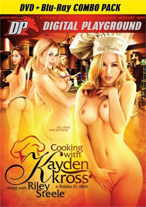 Cooking With Kayden (DVD + Blu-Ray Combo) image