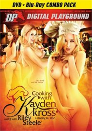 Cooking With Kayden (DVD + Blu-Ray Combo) Porn Movie