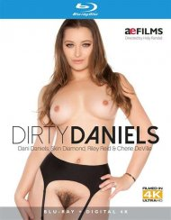 Dirty Daniels (Blu Ray + Digital 4K) Blu-ray Image from AE Films.