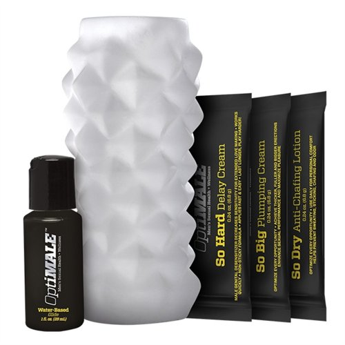 Optimale: Take It To The Edge Set For Men sex toy image.