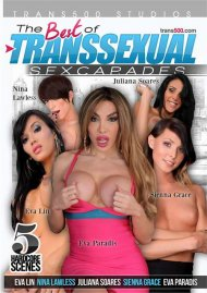 Best Of Transsexual Sexcapades, The Porn Movie