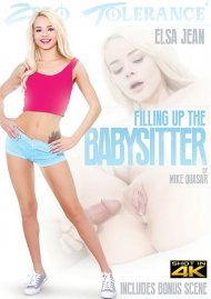 Filling Up The Babysitter Porn Movie