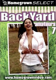 Backyard Amateurs #7 Porn Video
