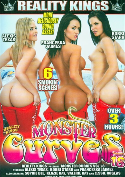 Monster Curves Vol. 18 image