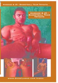 Massage & Jack Off - The Basketball Team Tryouts Porn Video