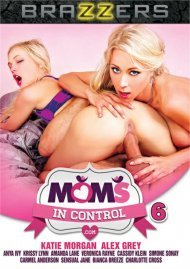 Moms In Control 6 DVD porn movie from Brazzers.