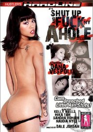 Shut Up and Fuck My A Hole Porn Video