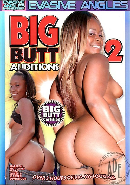 Big Butt Auditions 2 Nathan Threat Big Butt Auditions
