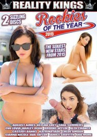 Rookies Of The Year: 2015 Porn Video