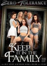 Keep It In The Family DVD porn movie from Zero Tolerance.
