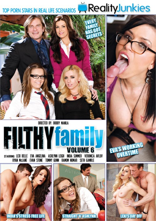 Filthy Family Vol. 6