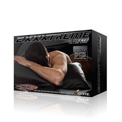 Exxxtreme Sheets Pillowcase - King Sex Toy