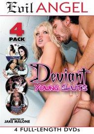 Deviant Young Sluts 4-Pack Porn Movie