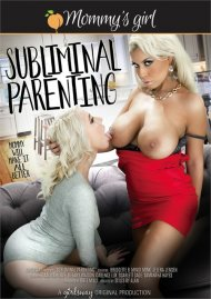 Subliminal Parenting DVD porn movie from Girlsway.